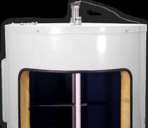 Anode Rod inside a Water heater