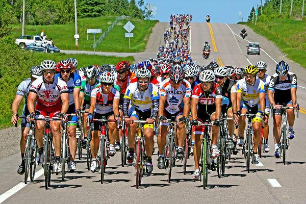 Vélo grand défi Pierre Lavoie