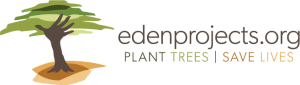 Logo Eden Projects - Plant trees Save lives