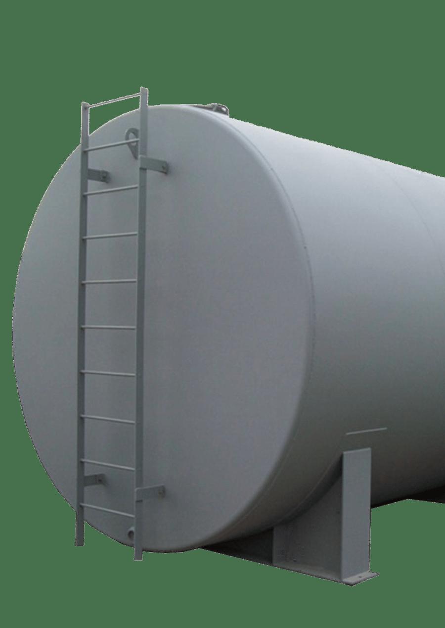 réservoir d'eau industriel