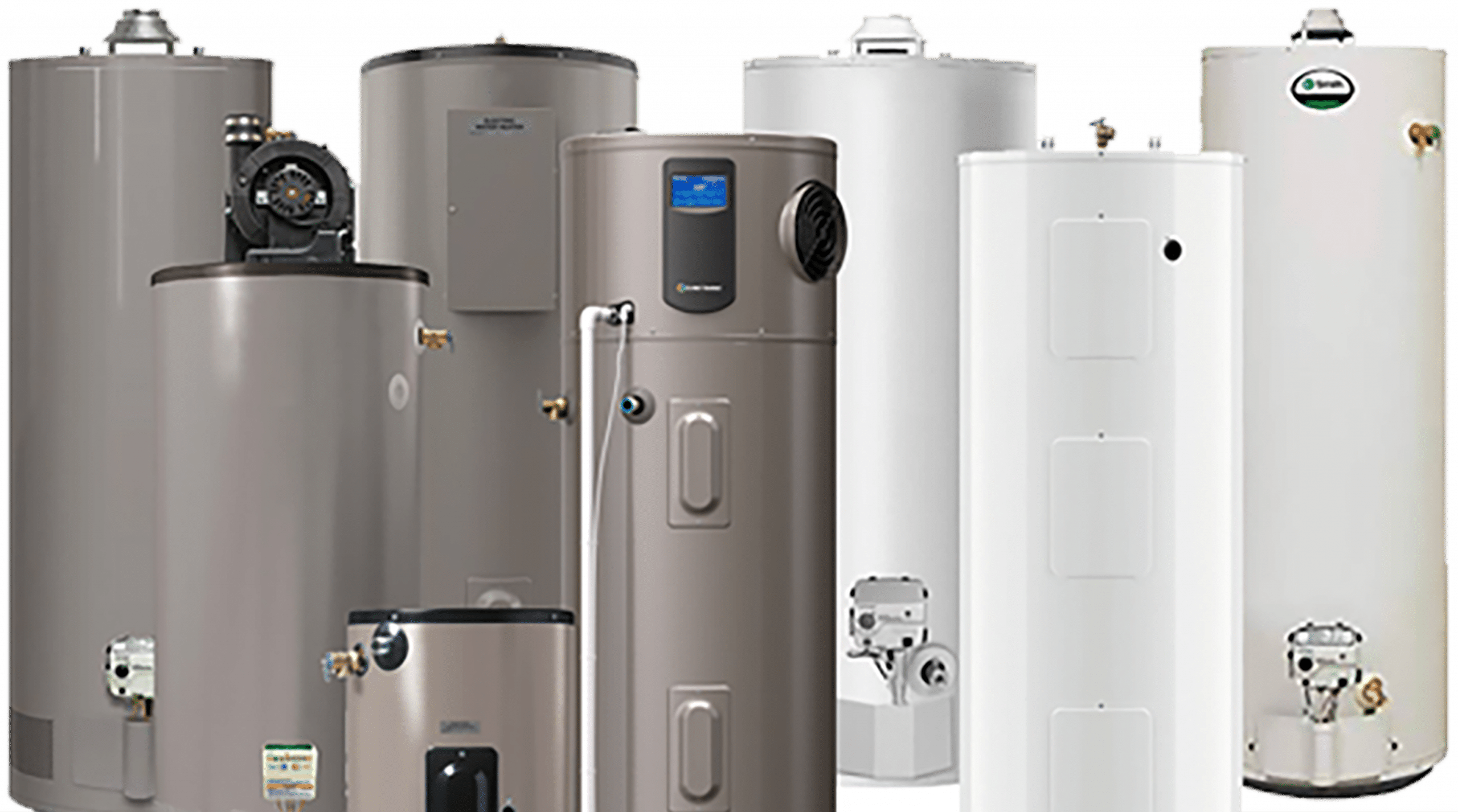 Fit all water heater